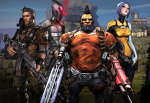 Borderlands 2 - Vault Hunters